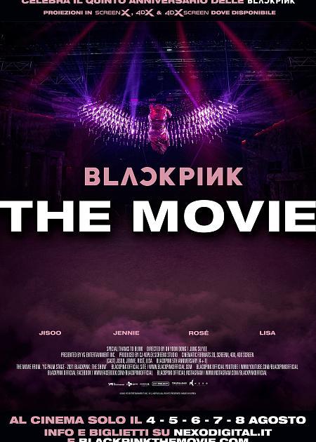 BLACKPINK THE MOVIE