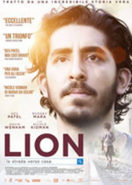 LION - LA STRADA VERSO CASA (LION)