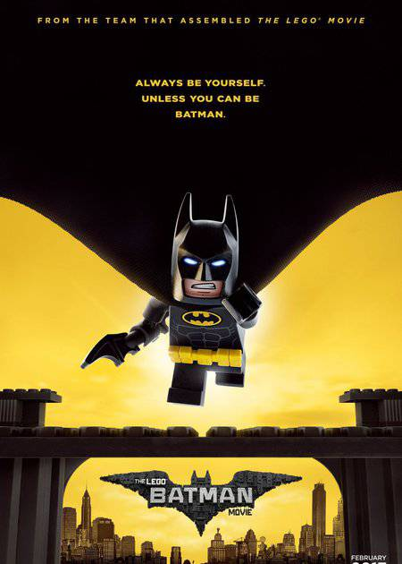 LEGO BATMAN - IL FILM (THE LEGO BATMAN MOVIE)