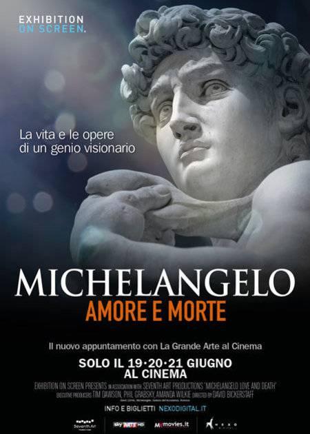 MICHELANGELO: AMORE E MORTE (MICHELANGELO: LOVE AND DEATH)