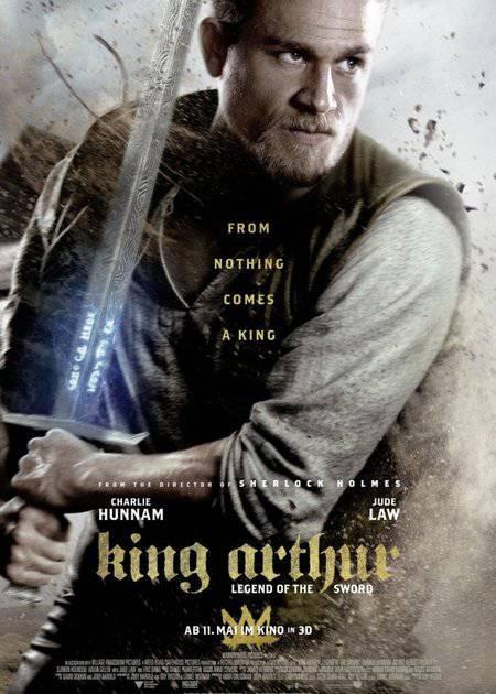 KING ARTHUR: IL POTERE DELLA SPADA V.O.