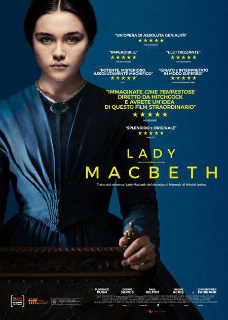 LADY MACBETH