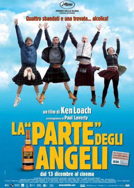 LA PARTE DEGLI ANGELI (THE ANGELS' SHARE)
