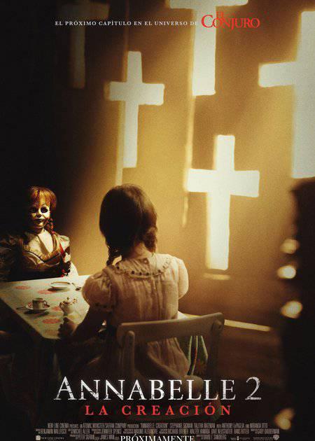 ANNABELLE 2: CREATION (ANNABELLE: CREATION)