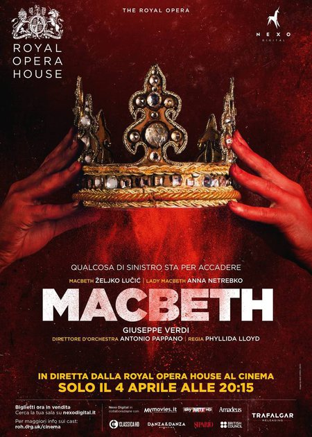 ROYAL OPERA HOUSE - MACBETH