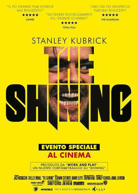 SHINING (THE SHINING) - ED. SPEC.