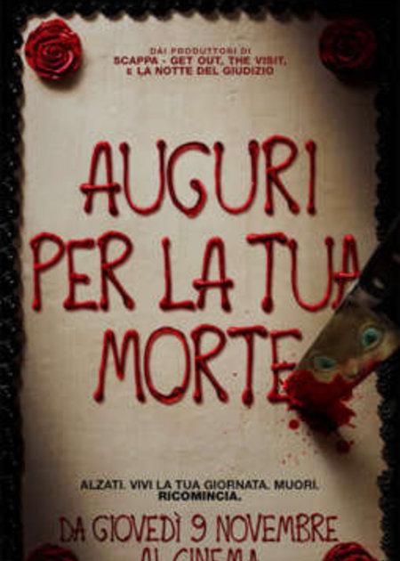 AUGURI PER LA TUA MORTE (HAPPY DEATH DAY)