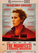 TRE MANIFESTI A EBBING, MISSOURI (THREE BILLBOARDS OUTSIDE EBBING, MISSOURI)
