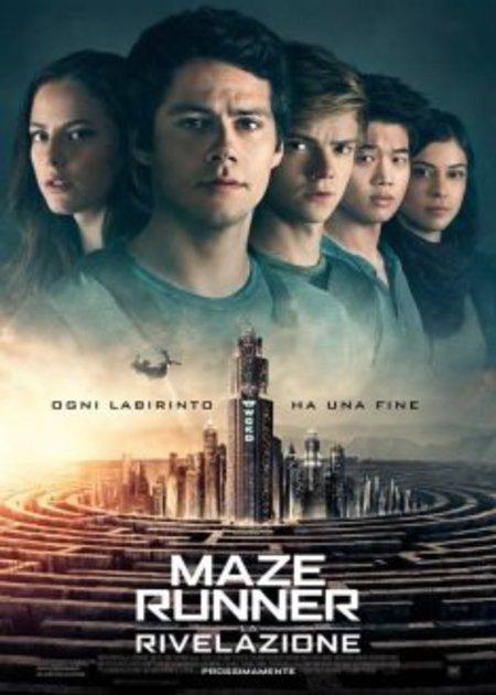 MAZE RUNNER - LA RIVELAZIONE (MAZE RUNNER: THE DEATH CURE)