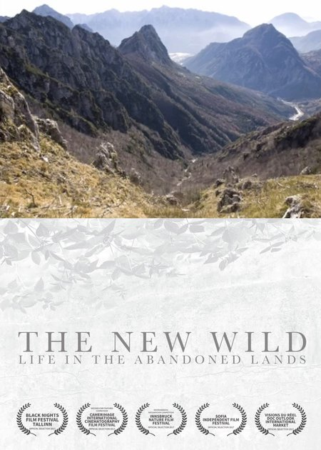 THE NEW WILD: VITA NELLE TERRE ABBANDONATE (O.V. SOTT. ITA.)