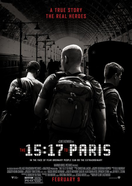 THE 15:17 TO PARIS (ORE 15:17 ATTACCO AL TRENO | O.V. SOTT. ITA.)