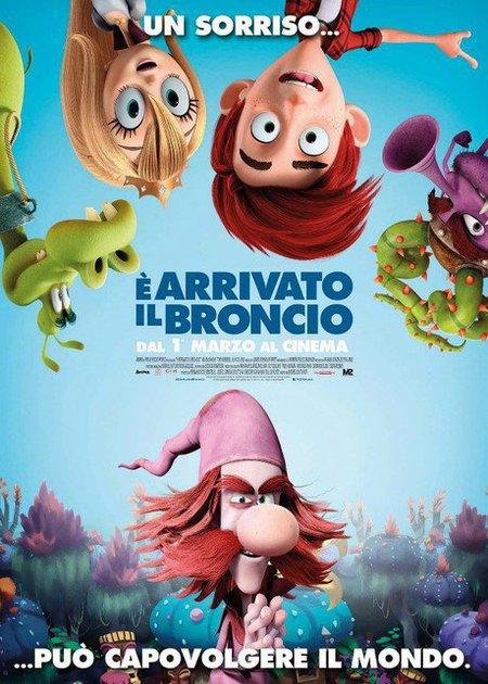 E' ARRIVATO IL BRONCIO (HERE COMES THE GRUMP)
