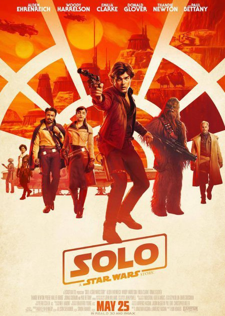 SOLO: A STAR WARS STORY (OV SUBS ITA.)
