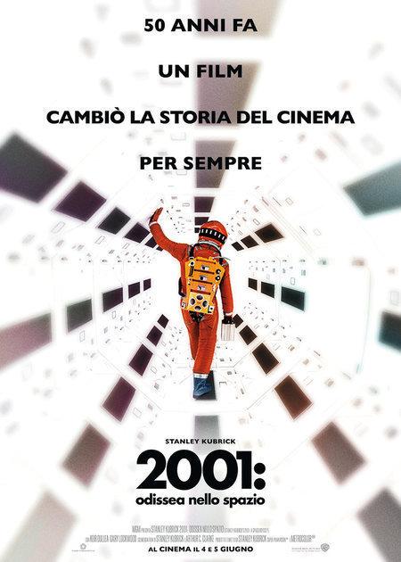 2001: ODISSEA NELLO SPAZIO (RIED. 2018)