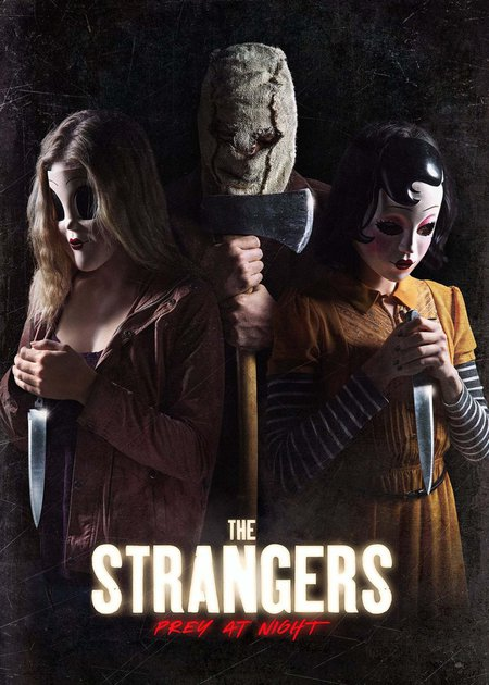 the strangers - pray at night