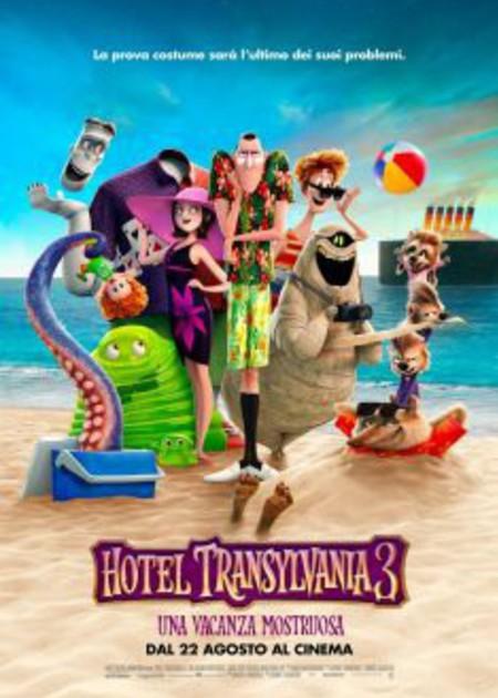 HOTEL TRANSYLVANIA 3: UNA VACANZA MOSTRUOSA (HOTEL TRANSYLVANIA 3: SUMMER VACATION)