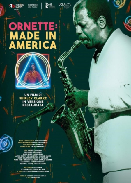 ORNETTE: MADE IN AMERICA (O.V. SUB. ITA)