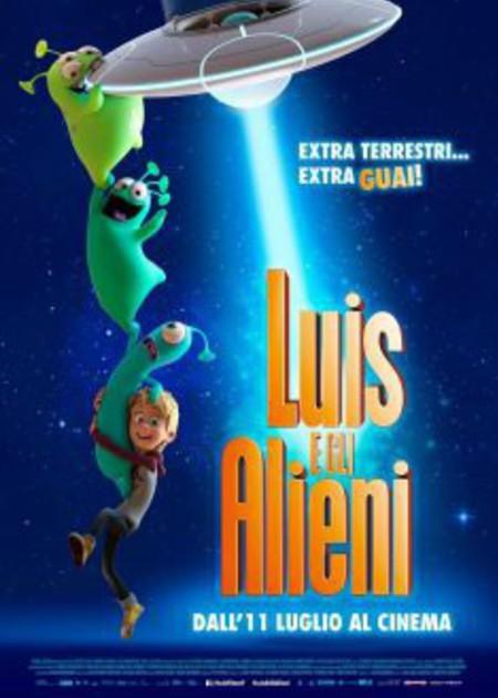 LUIS E GLI ALIENI (LUIS & THE ALIENS)