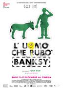 L'UOMO CHE RUBO' BANKSY