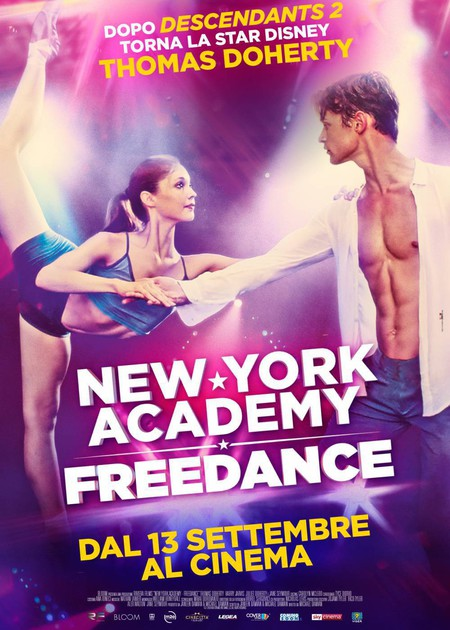 NEW YORK ACADEMY - FREEDANCE (HIGH STRUNG: FREE DANCE)