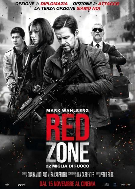 RED ZONE - 22 MIGLIA DI FUOCO (MILE 22)