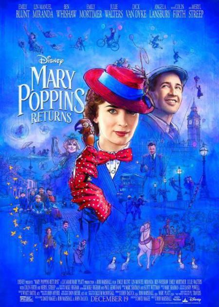 MARY POPPINS RETURNS (O.V. SOTT. ITA.)