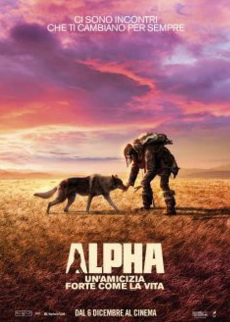 ALPHA - UNAMICIZIA FORTE COME LA VITA