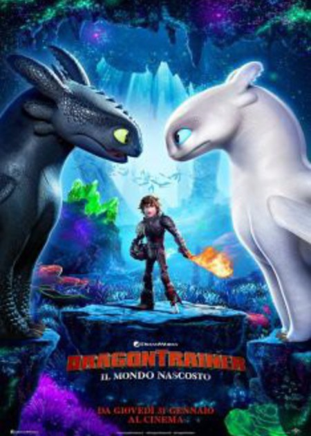 DRAGON TRAINER - IL MONDO NASCOSTO (HOW TO TRAIN YOUR DRAGON: THE HIDDEN WORLD)