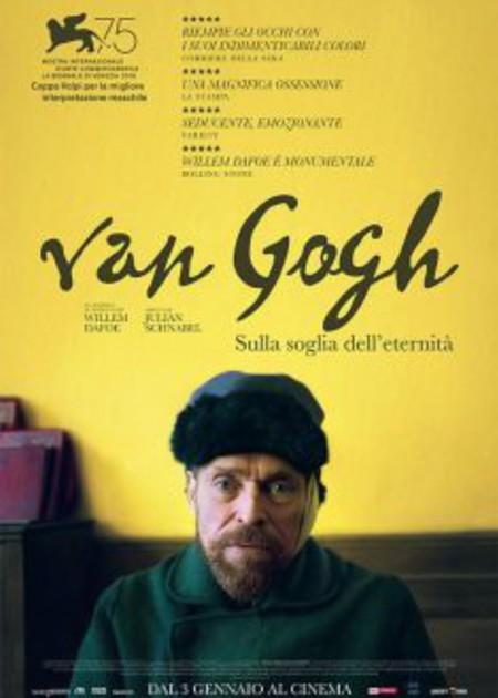 VAN GOGH - SULLA SOGLIA DELL'ETERNITA' (AT ETERNITY'S GATE)