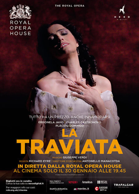 ROYAL OPERA HOUSE - LA TRAVIATA