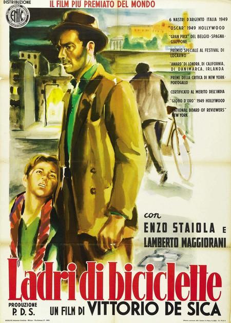 LADRI DI BICICLETTE (RIED.)