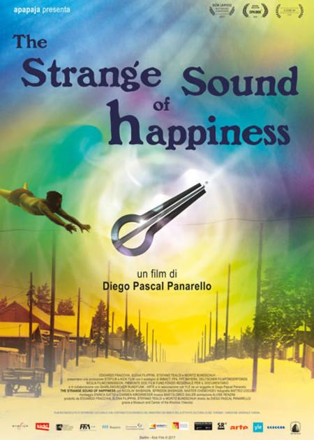 THE STRANGE SOUND OF HAPPINESS