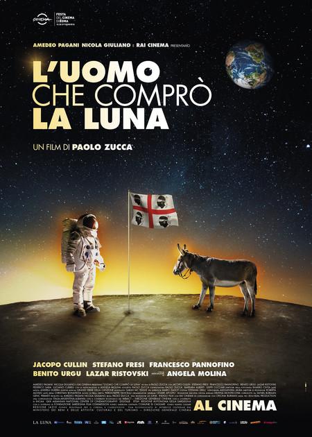L'UOMO CHE COMPRO' LA LUNA