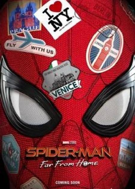 SPIDER-MAN:FAR FOR HOME V.O.