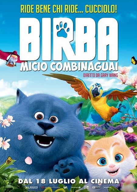 BIRBA - MICIO COMBINAGUAI (CATS AND PEACHTOPIA)