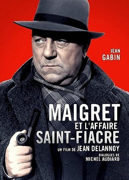 MAIGRET E IL CASO SAINT-FIACRE - V.O.