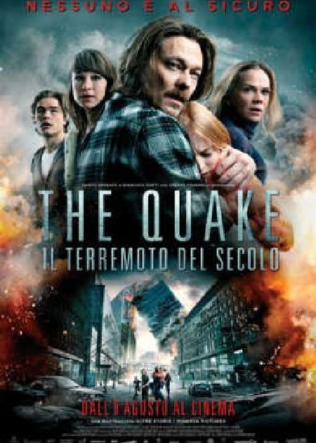 THE QUAKE - IL TERREMOTO DEL SECOLO (SKJELVET)