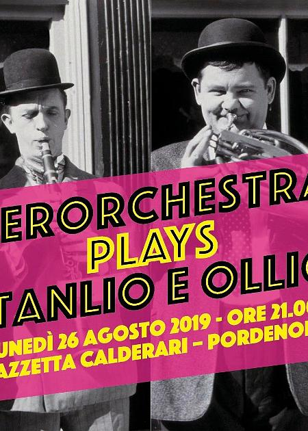 zerorchestra plays stanlio e ollio