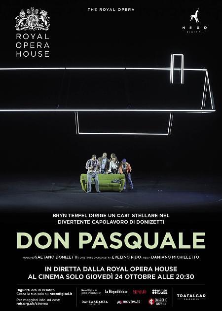 ROYAL OPERA HOUSE - DON PASQUALE