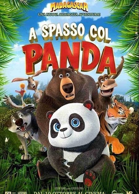 A SPASSO COL PANDA