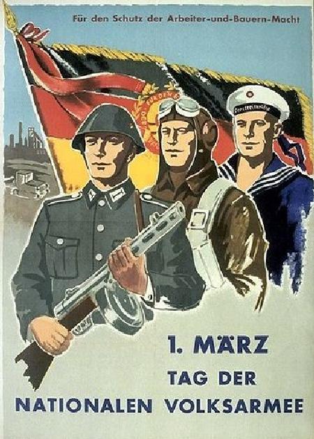 DDR -VERRIEGELTE ZEIT