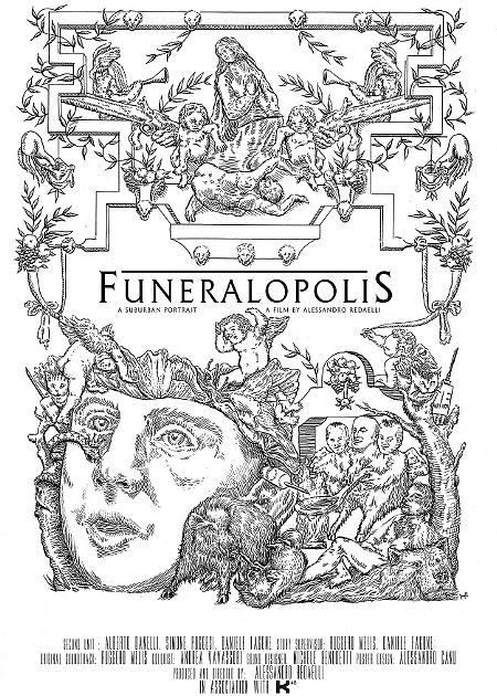 FUNERALOPOLIS - A SUBURBAN PORTRAIT
