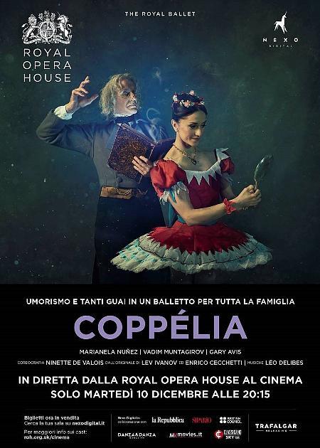 ROYAL OPERA HOUSE - COPPELIA