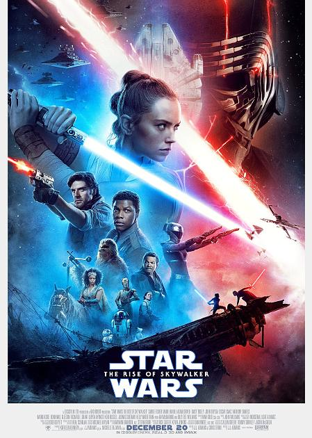 STAR WARS: LASCESA DI SKYWALKER (STAR WARS: THE RISE OF SKYWALKER)
