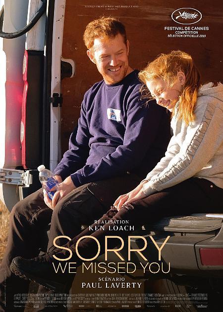SORRY WE MISSED YOU - V.O.