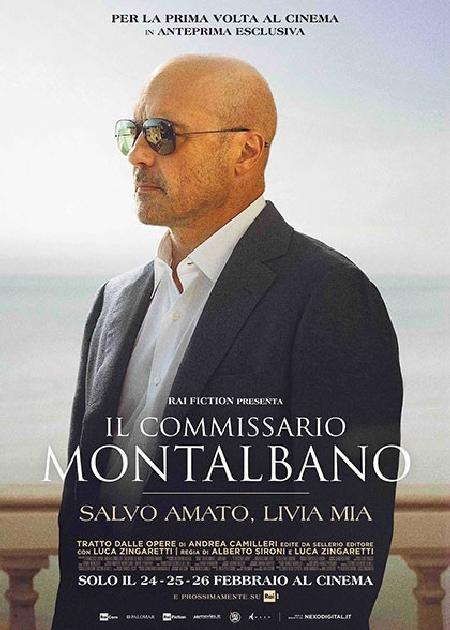 IL COMMISSARIO MONTALBANO-SALVO AMATO, LIVIA MIA