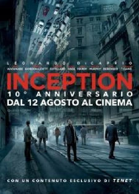 INCEPTION 10TH ANNIVERSARY