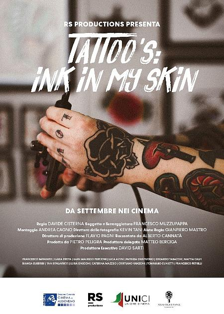 Tatoo's: Ink in my skin