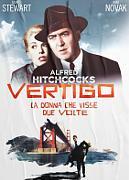 VERTIGO - LA DONNA CHE VISSE DUE VOLTE (ED. RESTAURATA)