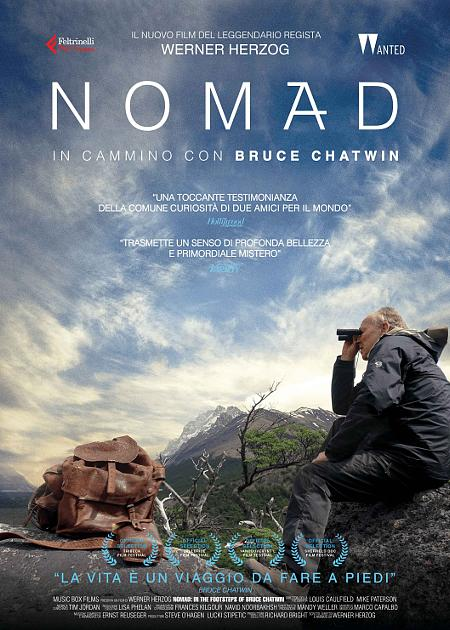 NOMAD - IN CAMMINO CON BRUCE CHATWIN